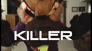 Killer - The Ready Set [Fursuit Dance] Ft. Zombie Rood