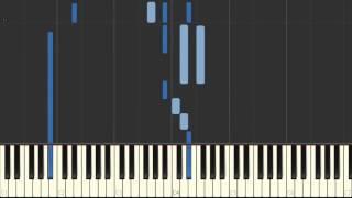 "Tuto Piano ""Millésime"" / Pascal Obispo"