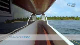 MV ORION Maldives Liveaboard | Book with Best Price Guarantee