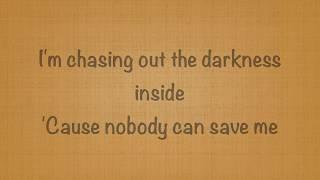 "Linkin Park - ""Nobody Can Save Me"" Lyrics"