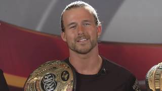 ROH: Jay Lethal vs. Adam Cole en Londres