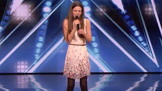 Shy 13-Year-Old Stuns 'America's Got Talent' Judges With Otis Redding Song
