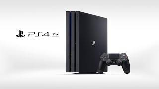 PS4 Pro - Console Intro Trailer