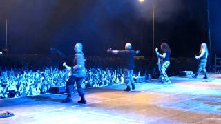 Masters Of Rock 2011 - U.D.O. - Balls To The Wall