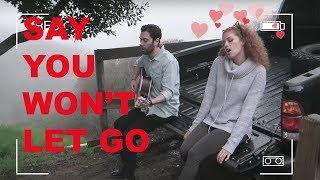 James Arthur - Say You Won't Let Go by Mahogany Lox and Pete Mata ( Music Monday)