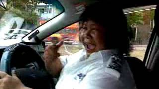 Sometimes When We Touch - Barry Manilow feat. NSW Taxi Driver AO 2941