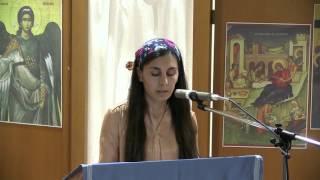 Rodica Susanu - A Tale răni [Roma, 09.05.2016]