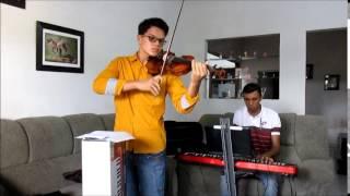 Yesterday - The Beatles - Daniel Martins Violino Cover (Part. Kekéu Di Morais)