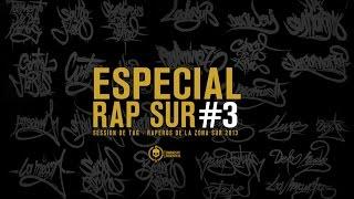 diseño spk- especial rap sur 3 (speed)