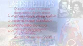 Las Estrellitas - Adios, adios (Letra)