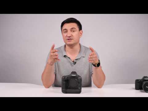 Canon 1DX Mark II - Cel mai performant și mai scump DSLR Canon