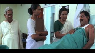 Vamanapuram Bus Route Malayalam Movie | Jagadish and Friends Beats Up | Jagathysreekumar width=