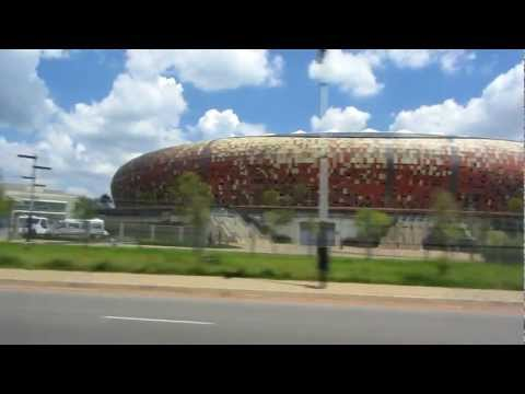 Some more of johannesburg  ~ stadium