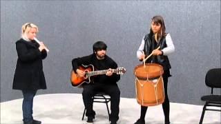 Pra Não Dizer Que Não Falei Das Flores - Geraldo Vandré (cover flauta doce)
