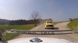 FIAT ABARTH 1000 TCR & 2x FIAT ABARTH 850 TC / HAVING FUN :)