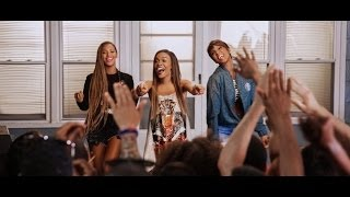Michelle Williams ft. Beyonce & Kelly Rowland Say Yes Music Video (Cover)