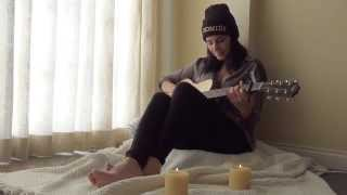 Imagine Dragons - Radioactive (Mia Rose Acoustic LIVE cover)