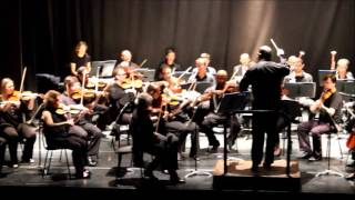 Orquestra Sinfônica do Paraná no Teatro da Praça em Araucária