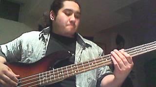 Aerosmith Bass cover Jaded