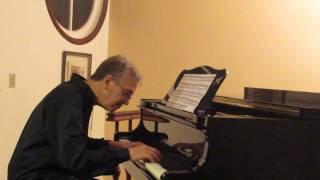 MOZART / RAUPACH - Andante Concerto 4 KV 41. Piano: Marco Aurélio Xavier