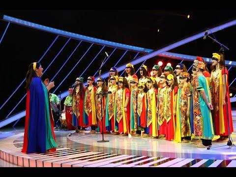 """""""Cor cu dor"""" interpretează un cântec african pe scena de la Next Star"""