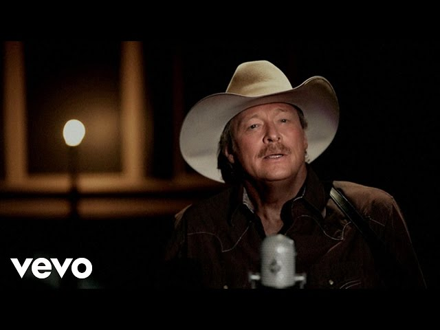 video oficial de amazing grace de alan jackson