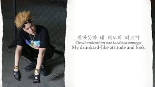 [LYRICS] VIXX Ravi (라비) Feat. SAM&SP3CK – DamnRa (HAN | ROM | ENG)