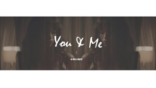 """You & Me"" - R&B Instrumental New 2015(prod.N-SOUL BEATZ)"