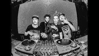 Malik Mustache + Pedro Qualy Haikaiss @ Groove Crew (Prime Hall Curitiba) A Praga Remix