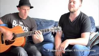 Senorita - Justin Timberlake acoustic guitar cover - Joel Buxton & Tic Tac Tom
