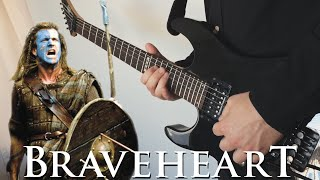 Braveheart - For the Love of a Princess [Guitar Cover]