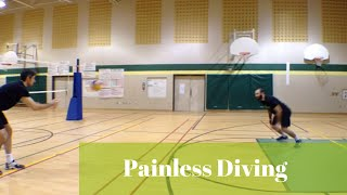 Volleyball Tip of the Week #15 : Diving