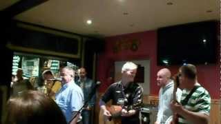 Spirit of Freedom Live in Bundoran @ Hills of Donegal Celtic Supporters Festival 2012
