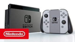 Nintendo Switch – Trailer