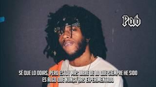 6LACK ~ Free (Letra en Español)