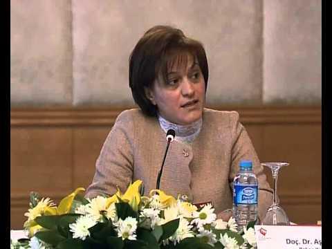 """Aşkın Asan'ın """"Kadına Yönelik Şiddet İzleme Komitesi Toplantısı"""" nda yaptığı konuşma"""