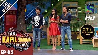 The Kapil Sharma Show - दी कपिल शर्मा शो-Ep-2-Tiger Shroff and Shraddha Kapoor-24th Apr 2016 width=