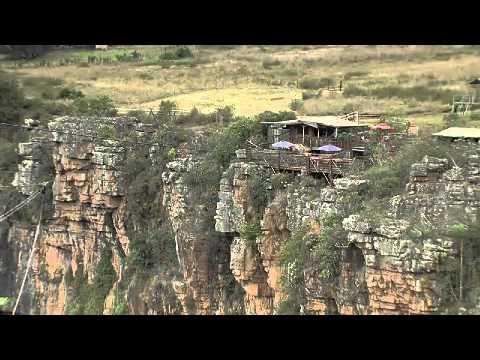 Graskop near Kruger National Park Mpumalanga