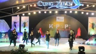 [KPOP FC FESTIVAL 2013] SEXY FREE & SINGLE - SJ13VN (Cover dance)