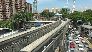 Kuala Lumpur Malaysia July 2016 in 6 Minutes 18 Seconds