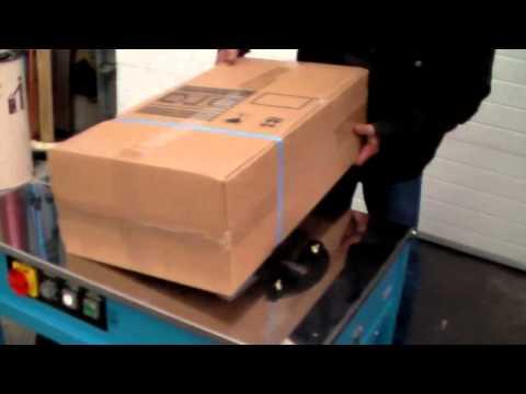 Koli Şeritleme Makinası-Plastik Çember Makinası TEKSA AMBALAJ 0312 395 21 41 ANKARA