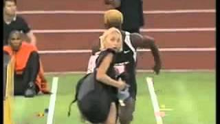 Woman Owned by Track Runner. Fail