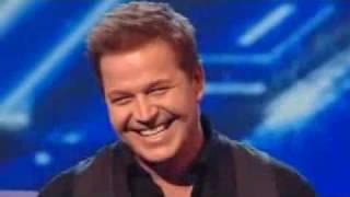 Daniel Evans voted off X-Factor 2008 Live Show 6 Daniel Evans