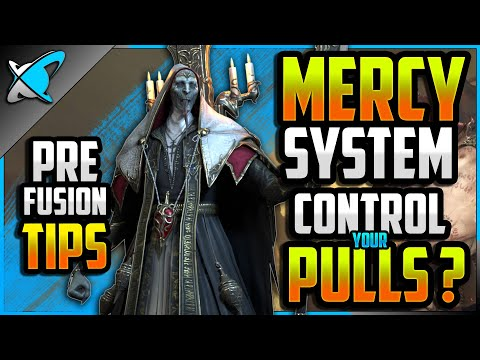 """FREE LOOT & NEW *Mercy System* !! 