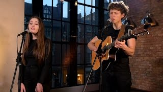 Josh Savage - Whisper In The Snow (Feat. Alice Pearl)  |  London Live Sessions