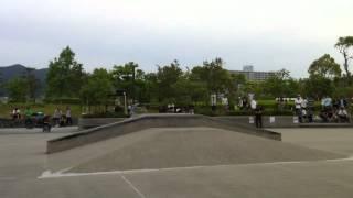 SHIOKAZE'12 決勝戦 マイケル・チャコン,Michael Chacon(America)