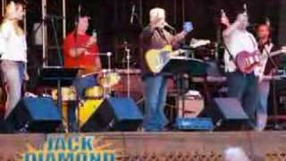 JACK DIAMOND LIVE with HOOTIE & THE BLOWFISH