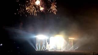 Guns N' Roses - Paradise City. Madrid 2017