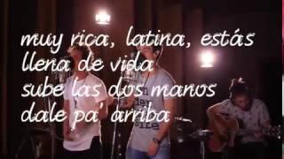 Reggaetón Lento - Maxi Espindola ft. Agustín Bernasconi (letra)