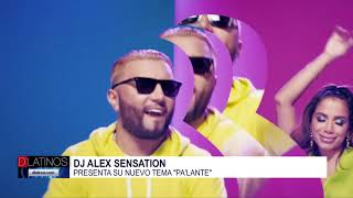 Exclusiva con DJ ALEX SENSATION